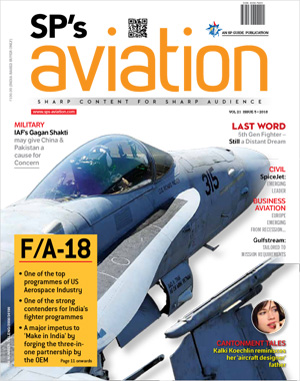 SP's Aviation 5/2018