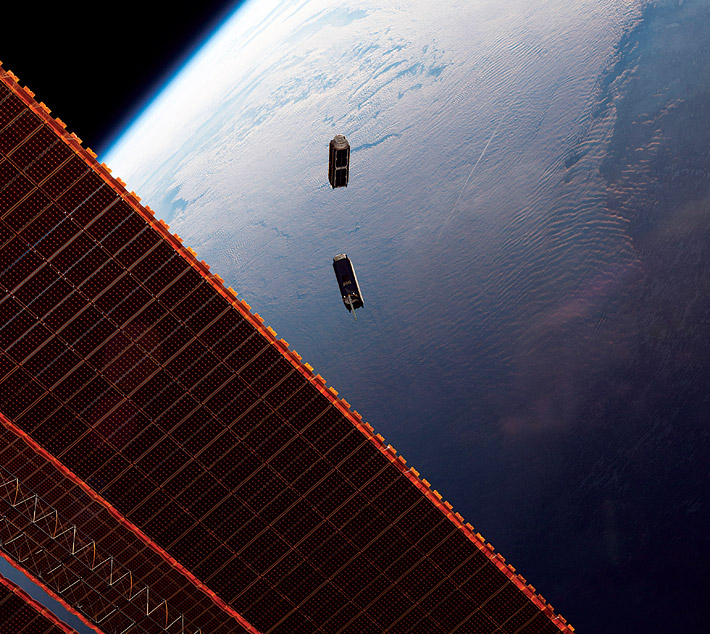 CubeSats Cost-Effective Delivery - SP's Aviation