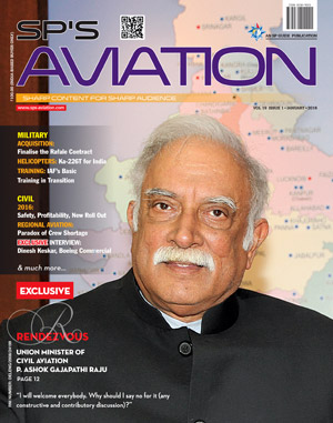 SP's Aviation ISSUE No 1-2016