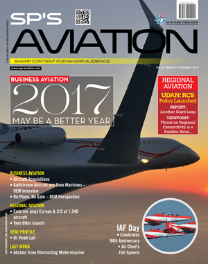 SP's Aviation ISSUE No 10-2016