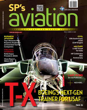 SP's Aviation ISSUE No 10-2018
