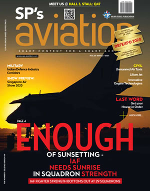 SP's Aviation ISSUE No 2-2020