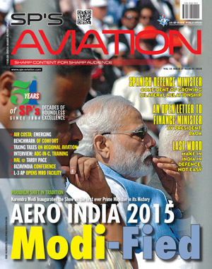 SP's Aviation ISSUE No 3-2015