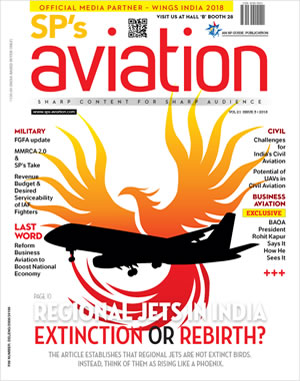 SP's Aviation 3/2018