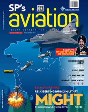 SP's Aviation ISSUE No 3-2019