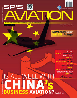 SP's Aviation ISSUE No 4-2016