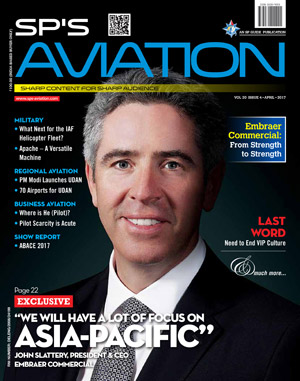 SP's Aviation ISSUE No 4-2017