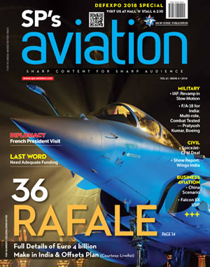 SP's Aviation ISSUE No 4-2018