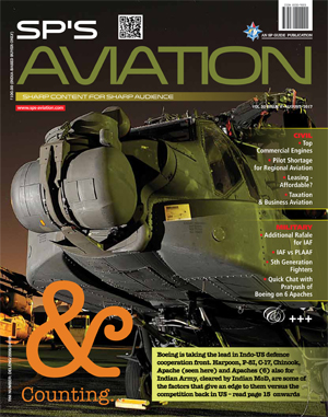 SP's Aviation 8/2017