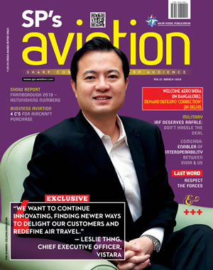 SP's Aviation 8/2018