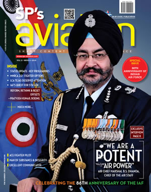 SP's Aviation ISSUE No 9-2018