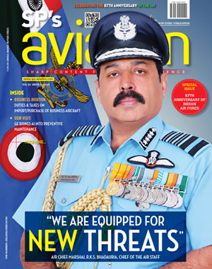 SP's Aviation ISSUE No 9-2019