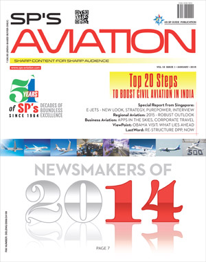 SP's Aviation ISSUE No 1-2015