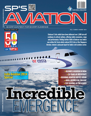 SP's Aviation March 2014