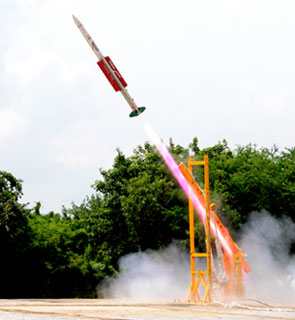 India demonstrates solid ramjet capability